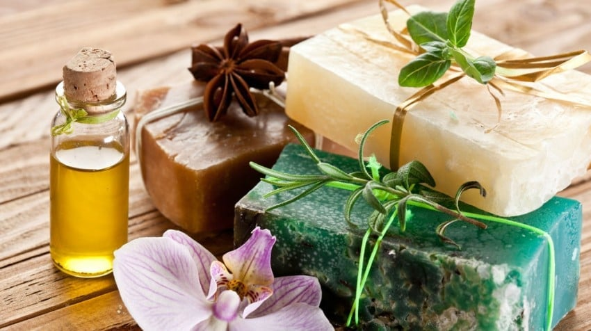 Handmade Soaps Living Pure Natural