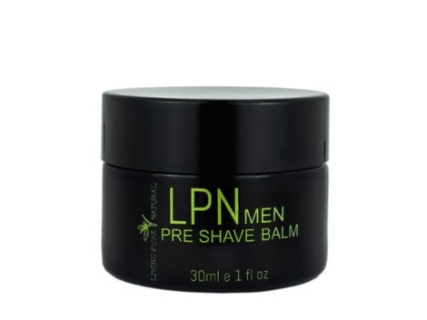 Living Pure Natural LPN MEN Pre Shave Balm