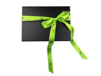 Living Pure Natural Black Gift Box