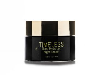 Living Pure Natural TIMELESS Deep Hydration Night Cream