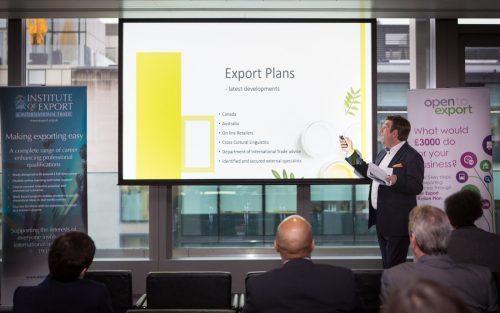 Living Pure Natural - Open to Export Presentation Aris Tsinias
