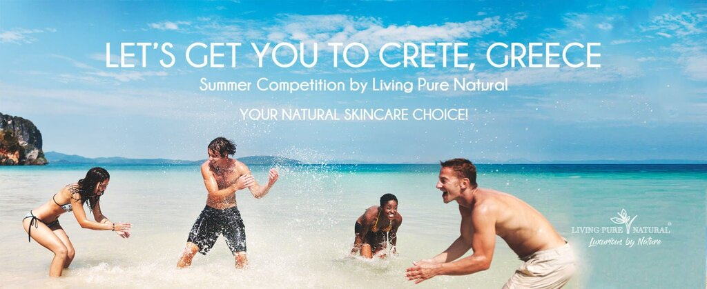 COMPETITION Living Pure Natural